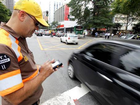 Motoristas de SP começam a receber notificação de infrações de trânsito durante pandemia