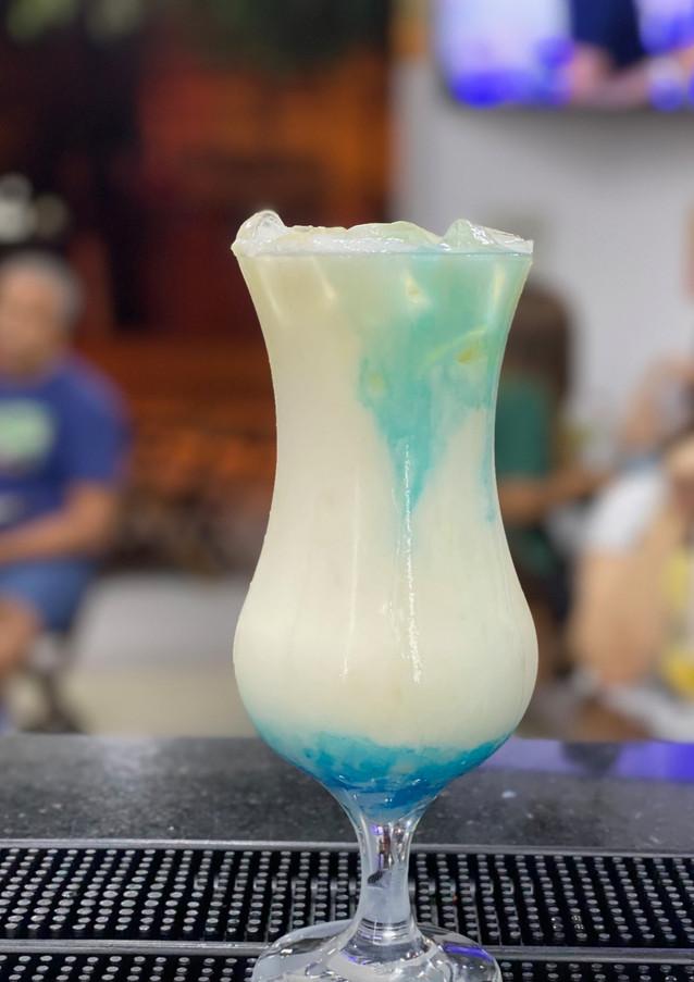 Pinã Colada (com ou sem álcool)