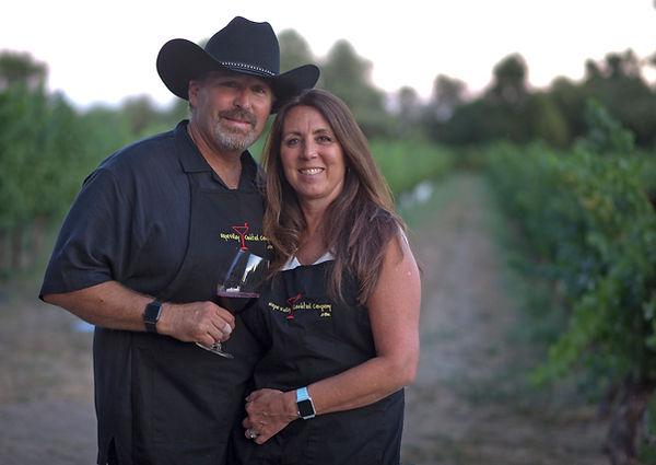 Raymond & Deborah Hanson