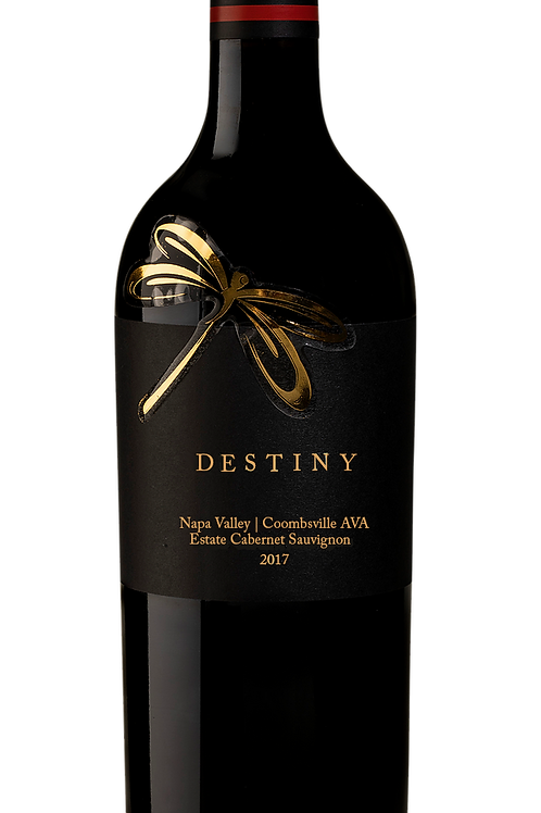 2017 Destiny Estate Cabernet Sauvignon 1x750ml