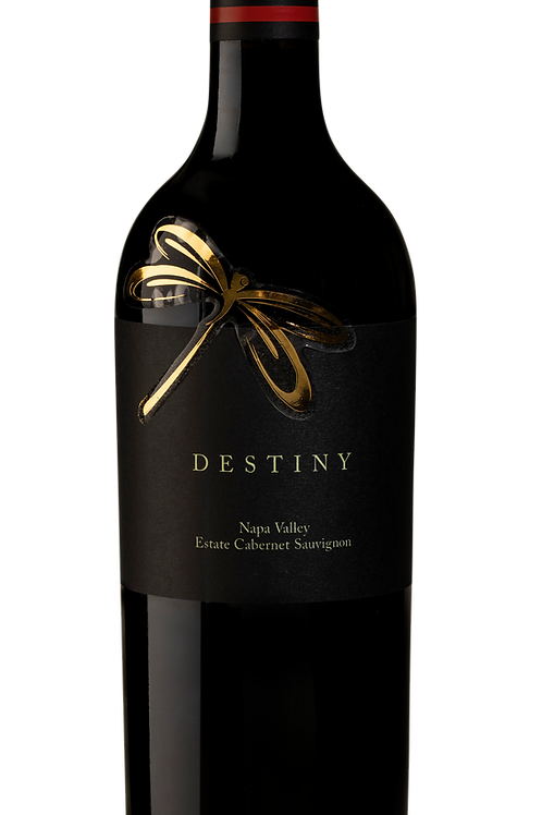 2015 Destiny Estate Cabernet Sauvignon  750ml