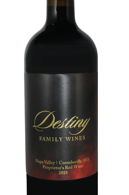 2018 Destiny Estate Proprietary Red Blend 12x750ml(Case)