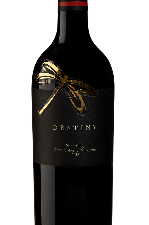 2016 Destiny Estate Cabernet Sauvignon  1x750ml