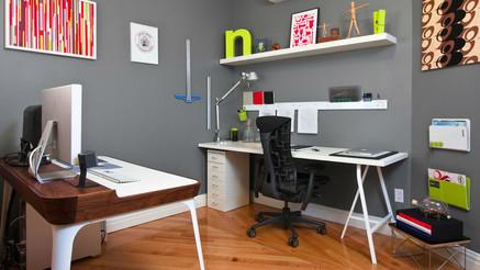 Como ter um escritório decorado