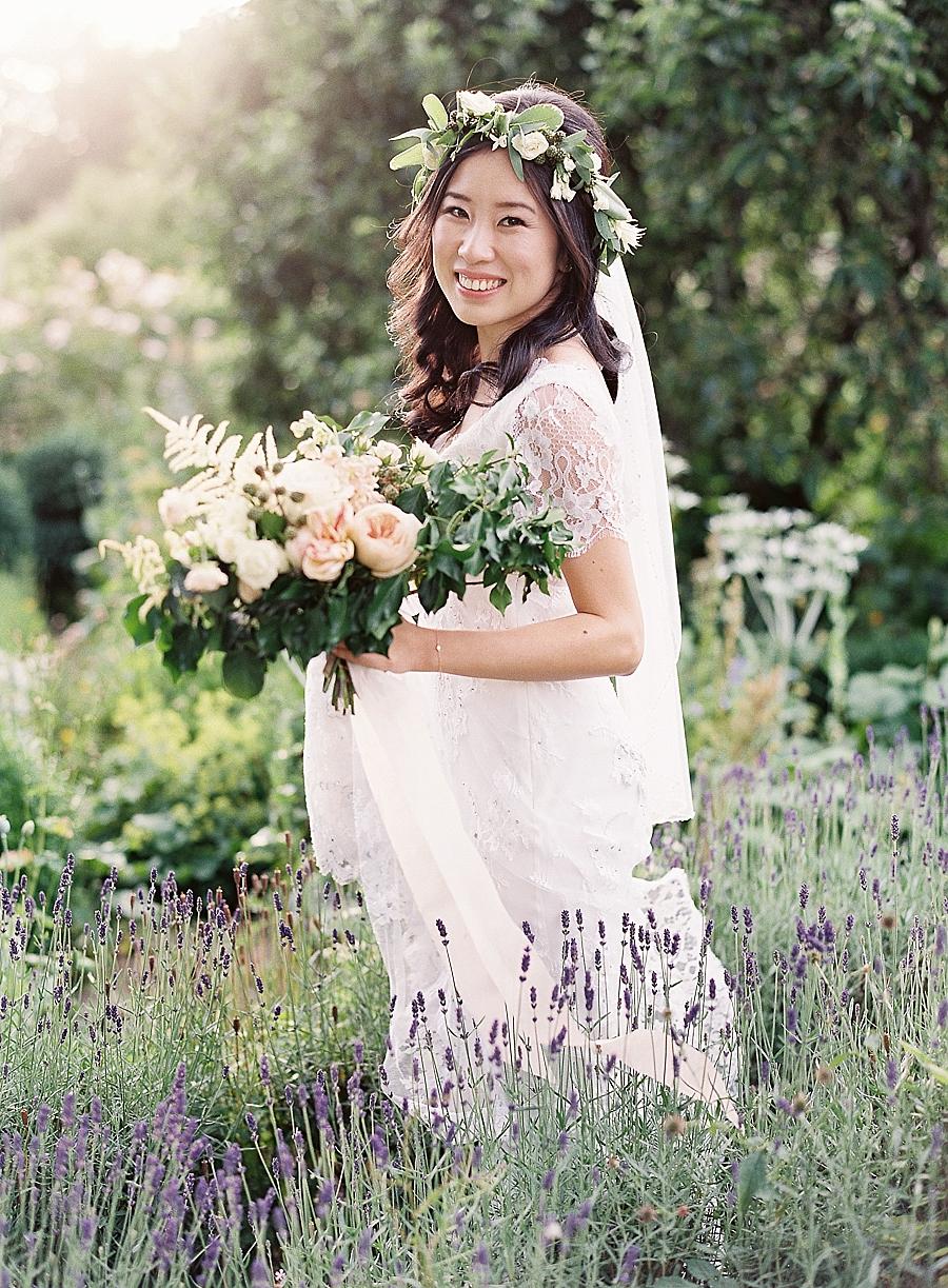 The Prettiest English Garden Wedding