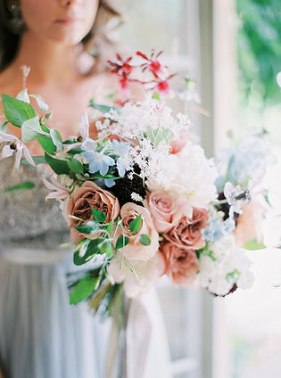 Luxury Event Design & Flowers: Studio Sorores - The Cotswolds