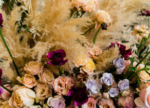 FLORAL MAXIMALIST NEW YEARS EVE WEDDING IN THE COTSWOLDS