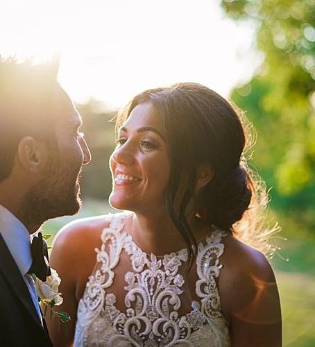 ELEGANT LUXURY JEWISH WEDDING AT AYNHOE PARK