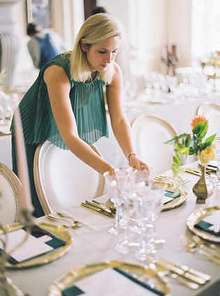 Luxury Event Production & Flowers: Jessie Westwood, Studio Sorores - London and The Cotswolds