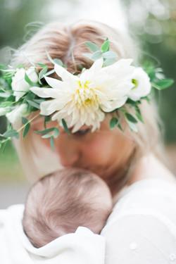 maternity portrait styling