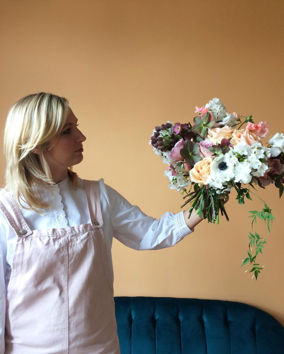 JESSIE THOMSON | STUDIO SORORES | WEDDING FLOWERS