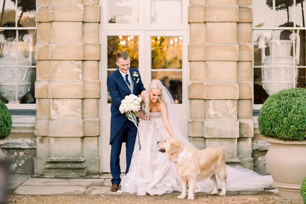 Aynhoe Park Wedding Florist Studio Sorores