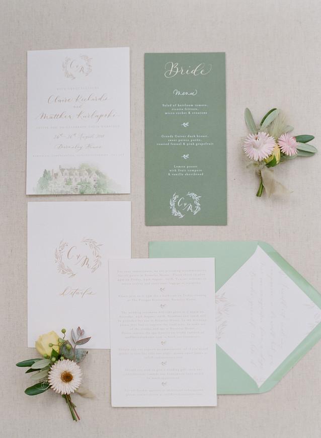 Luxury Wedding Planner & Florist - Cotswolds - UK