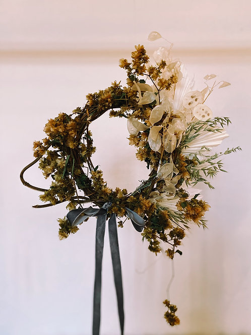 HOPS + OATS WREATH - 3 SIZES AVAILABLE