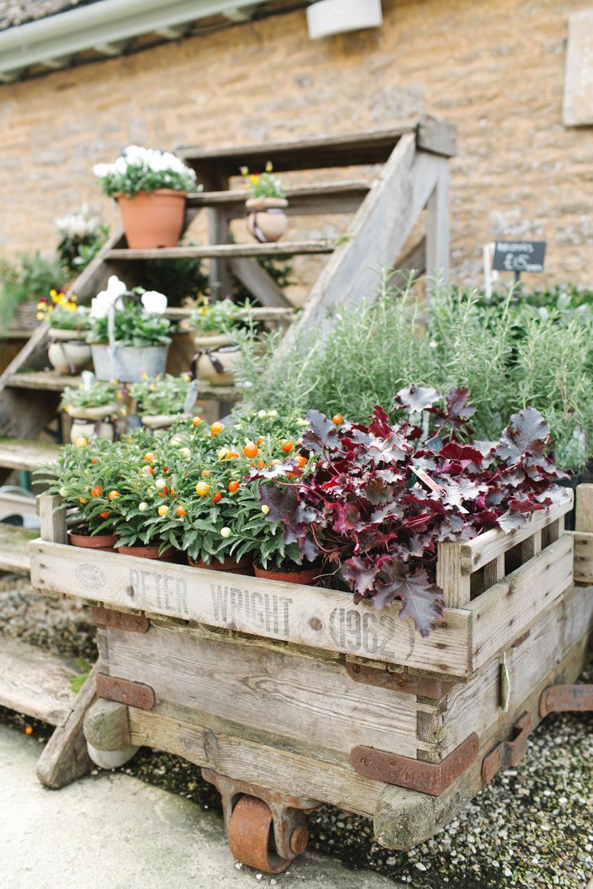 Daylesford Organic Farm Wedding