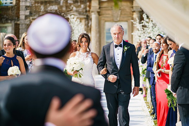 Jewish Wedding   Aynhoe Park
