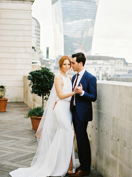 THE NED, LONDON WEDDING VENUE