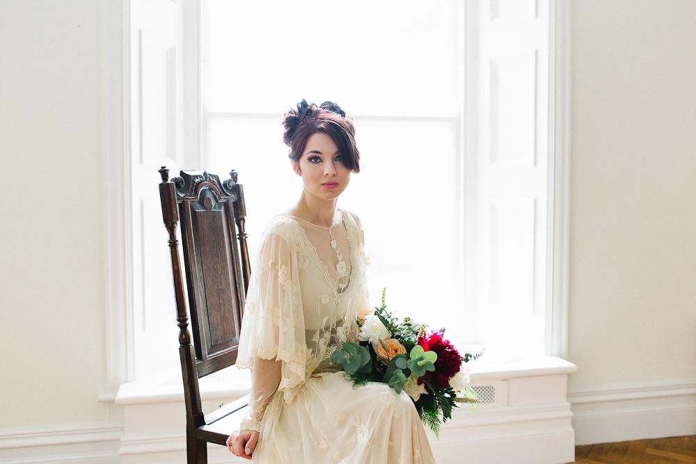Literature Inspired Wedding