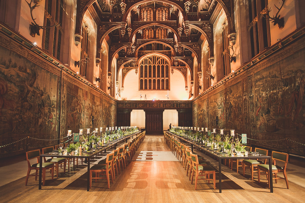 HRP Events - Royal Palace London - Wedding Venue