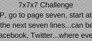7x7x7 Challenge
