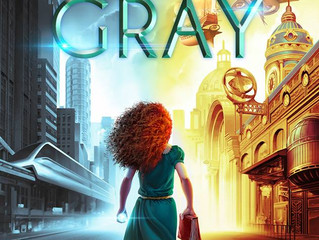 Author Interview: B.A. Williamson and The Marvelous Adventures of Gwendolyn Gray