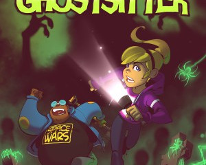 Review: Ghostsitter by Shelly Brown