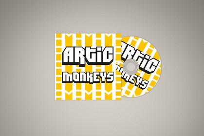 Cover CD Arctic Monkeys