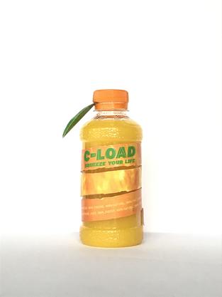 "Jus d'orange pressé ""C-load"""