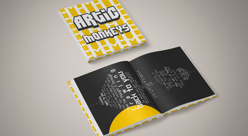 Arctic Monkeys - AM album