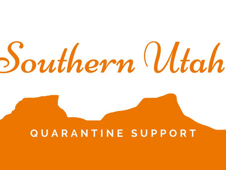 Southern Utah Quarantine Support. Facebook group grows to NGO in less than two weeks!