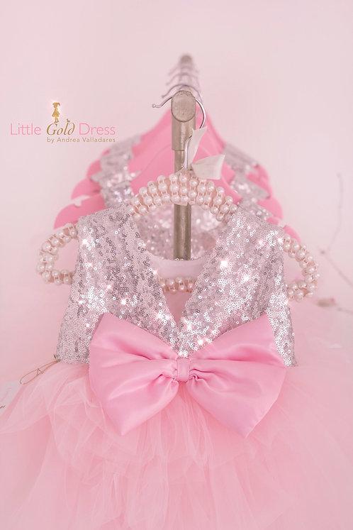 Pink Anna Dress