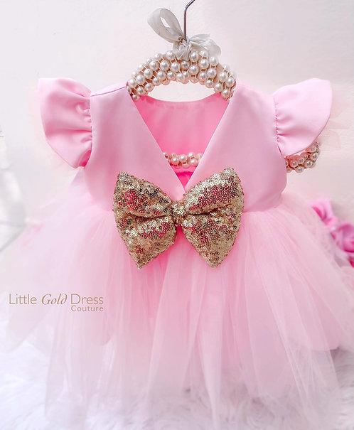 Classic Pink Dress