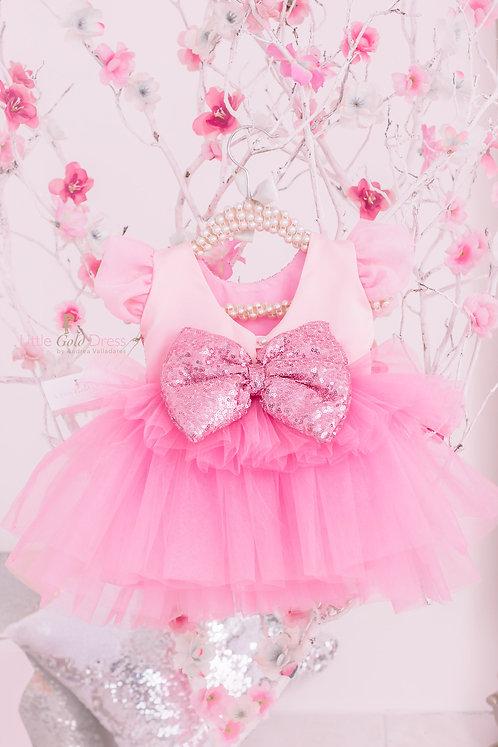 Abby Pink Dress