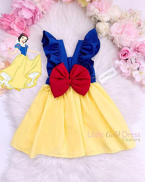Princess Inspired dresses/Algodón