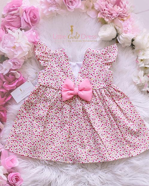 Eva Floral Dress