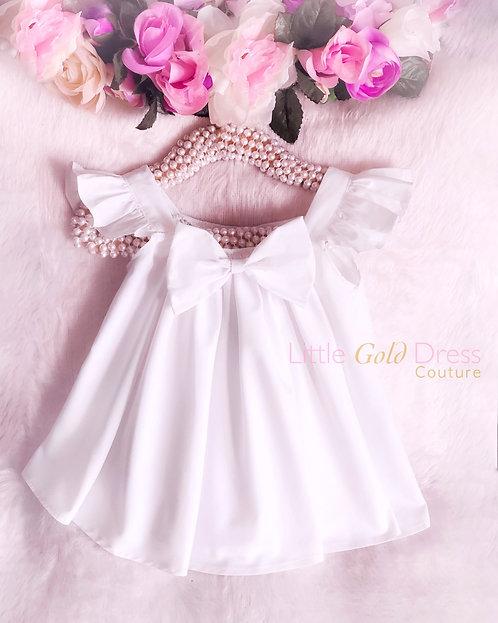 Summer Dress en Color Blanco