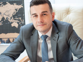 Gabriel Voin, jimbolianul director comercial la Fornetti România