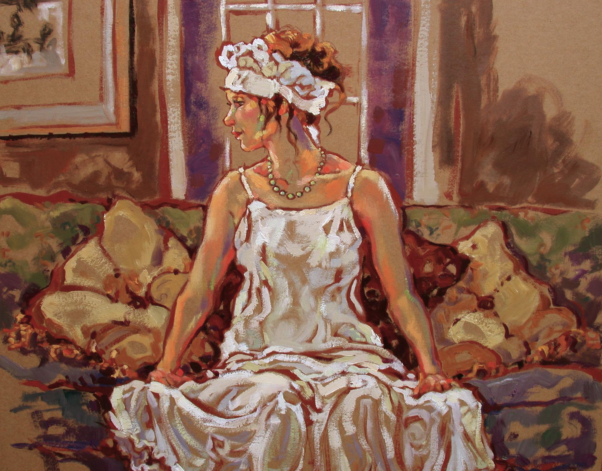 Alexis - Portrait Commission