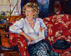 Portrait of Maria Roberts