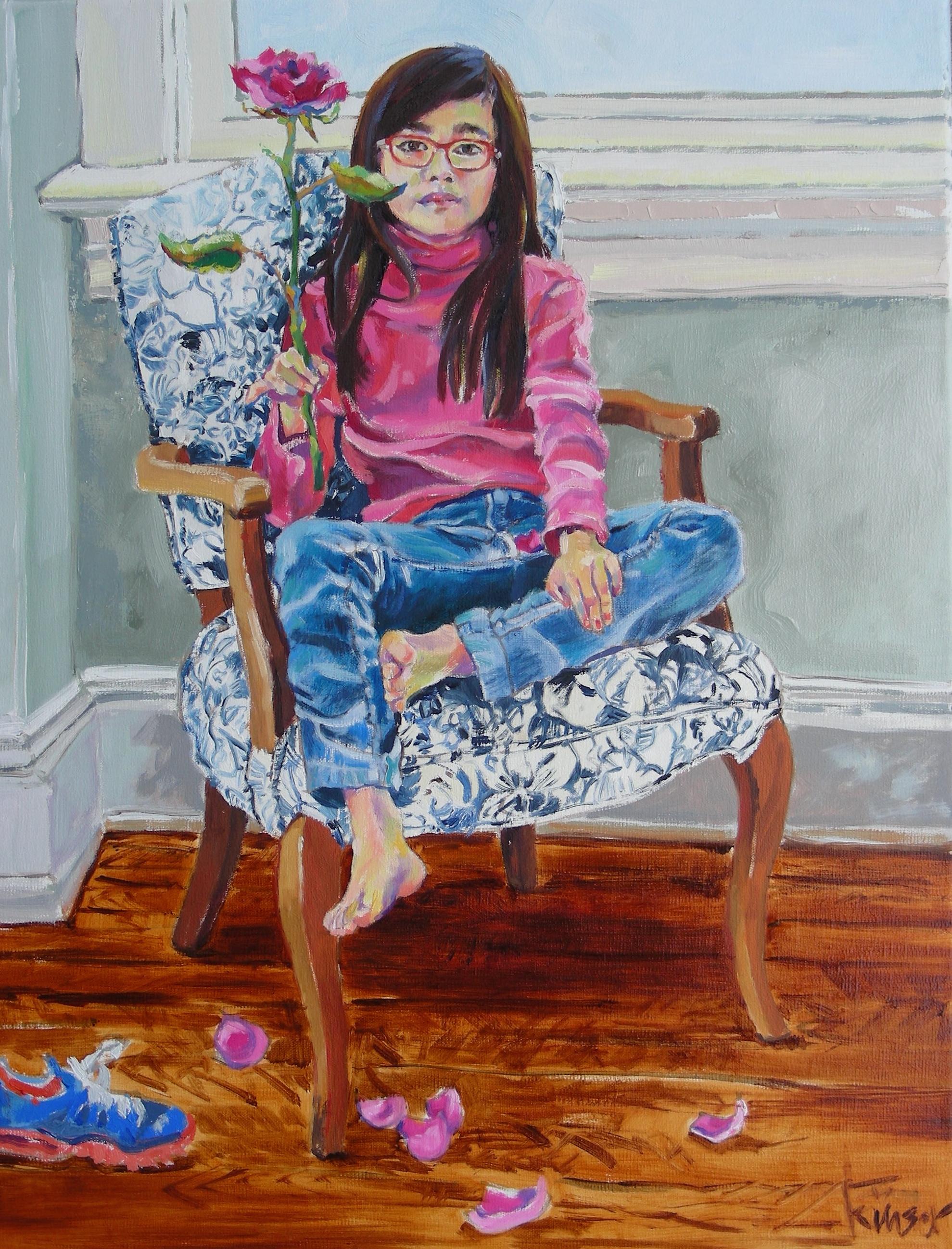 Portrait-Rose