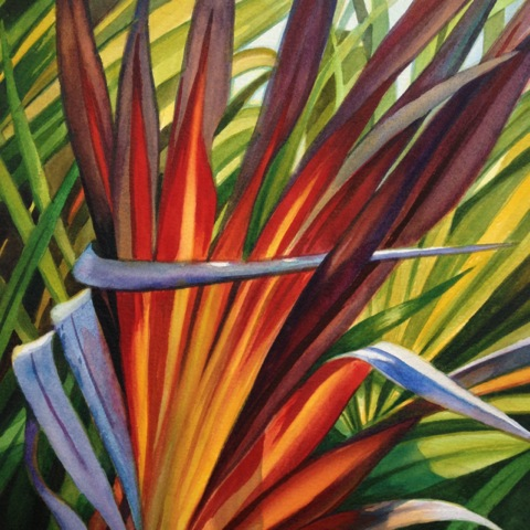 Florida Palms - Sample of Work