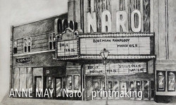 ANNE MAY . 'Naro'