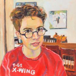 Portrait of Emmett - 2019