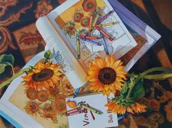 VanGogh's Sunflowers - Giclee