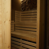 Sauna,Wellness, Ruhe in der Schorfheide