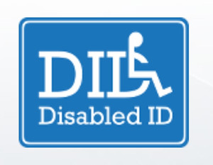 DID card - Disability Identification Card