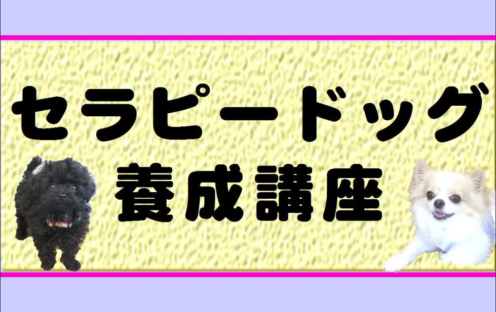 セラピードッグ養成講座.JPG