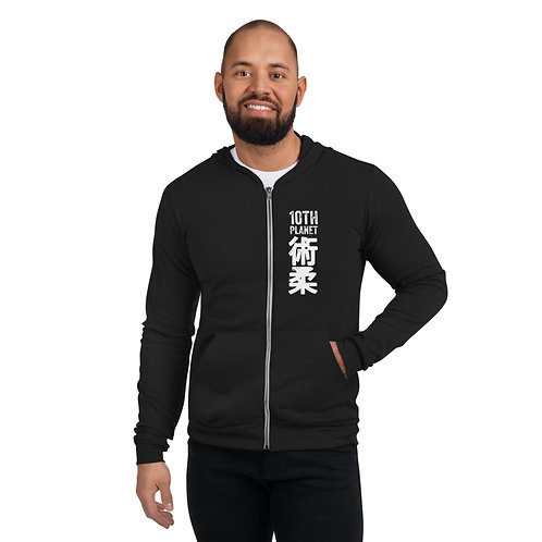10P O'Fallon Zip Up T-Shirt Hoodie