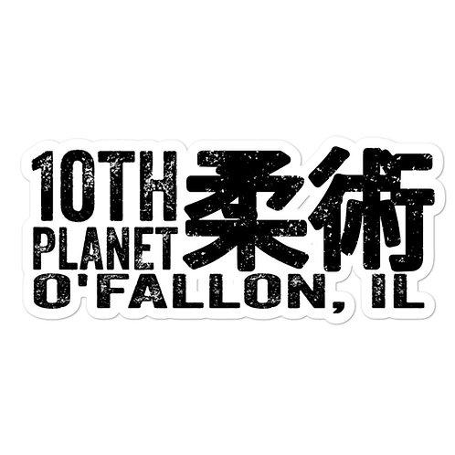 10P O'Fallon Kanji Sticker