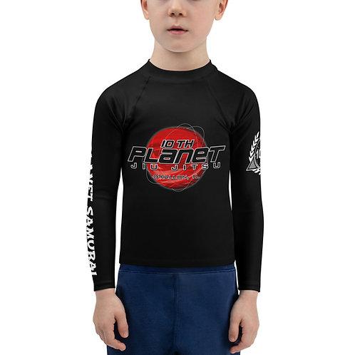 Kids 10P O'Fallon Samurai Rash Guard